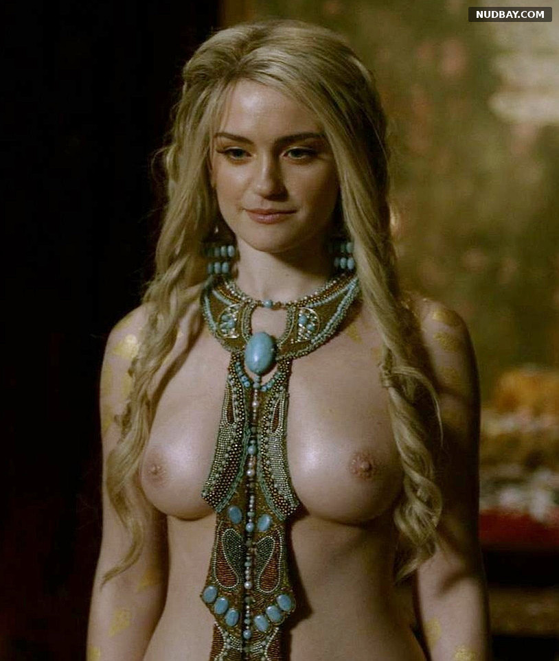 Alicia Agneson Nude in Vikings