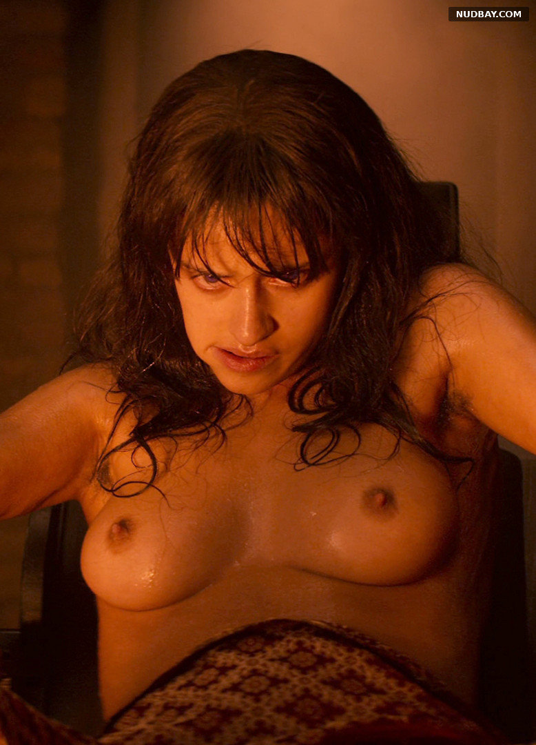 Anya Chalotra nude in The Witcher S01E03