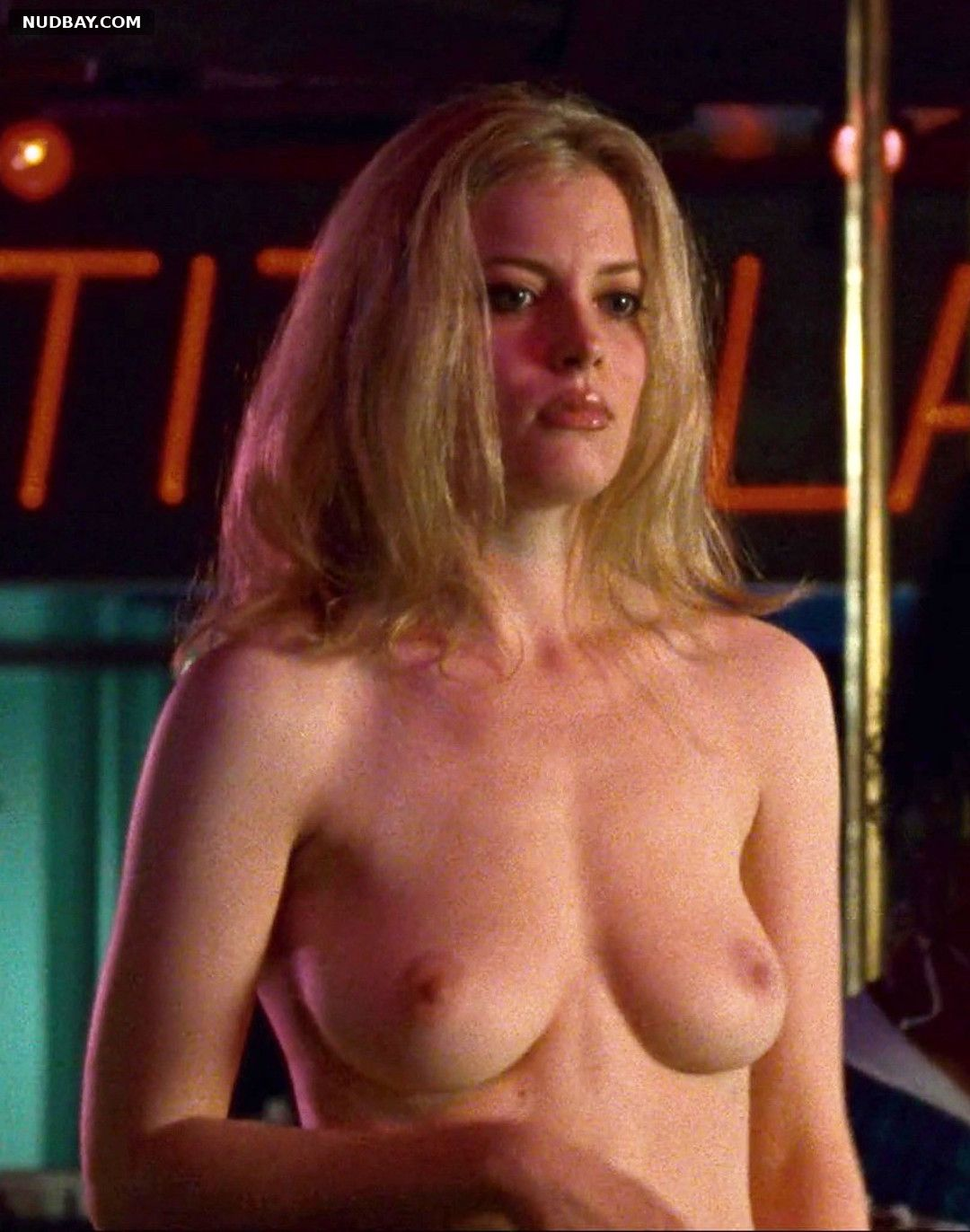 Gillian Jacobs nude in the movie Choke