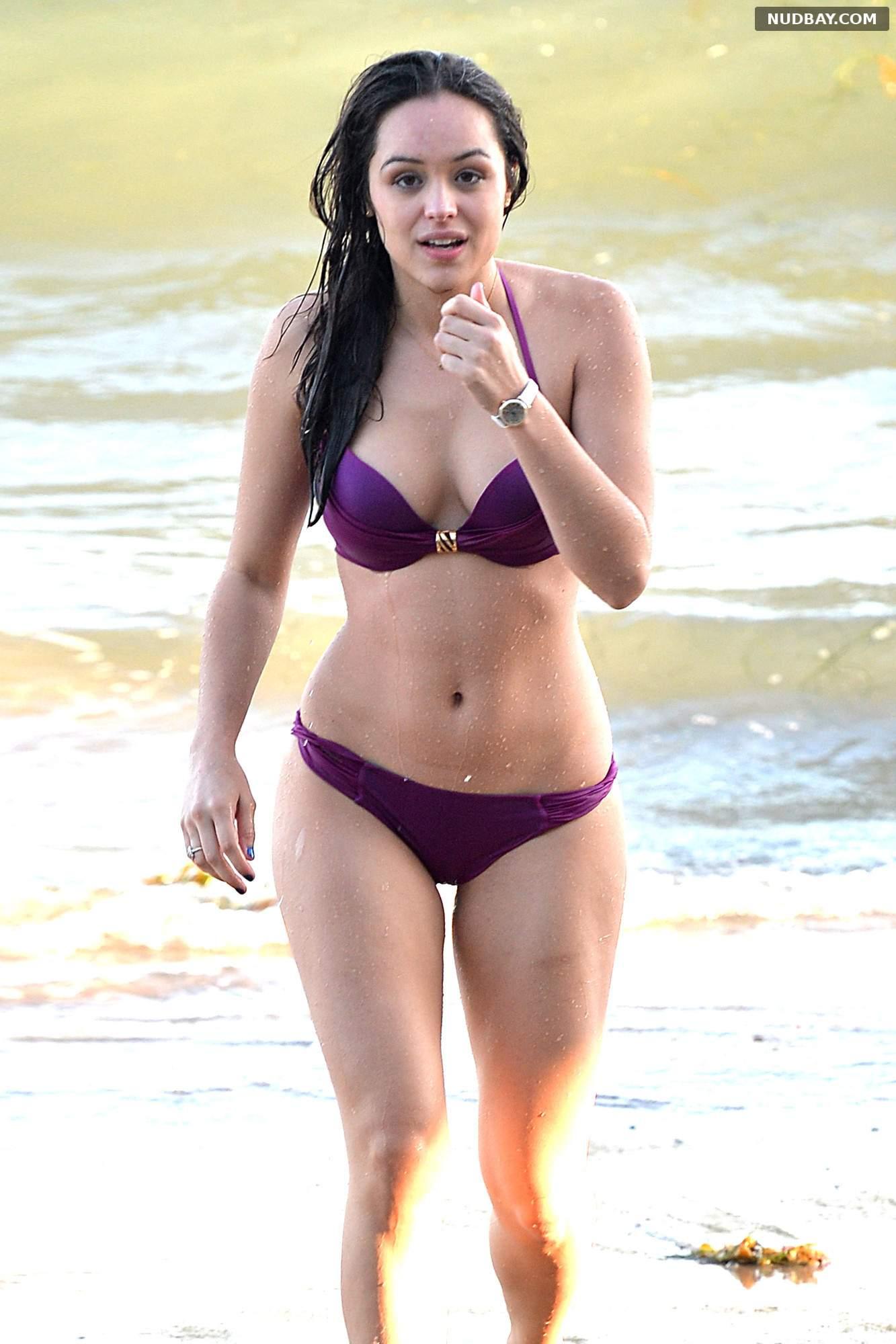 Hayley Orrantia sexy bikini
