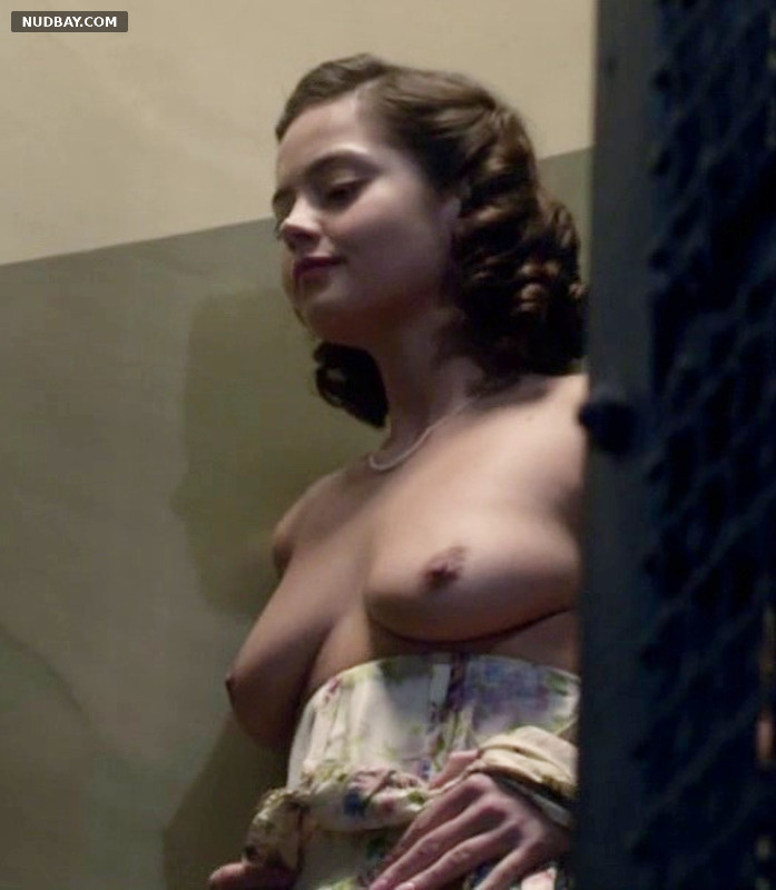 Jenna Coleman Nude in Room At The Top