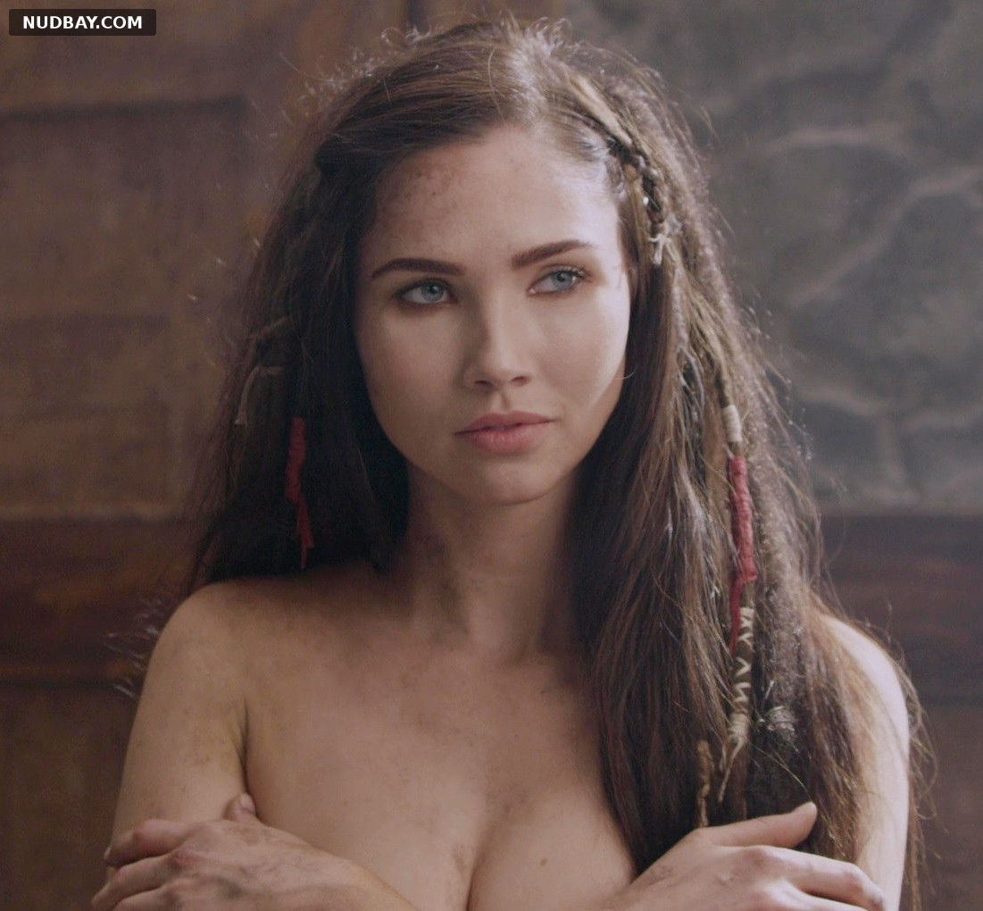 Jessica Green nude in The Outpost