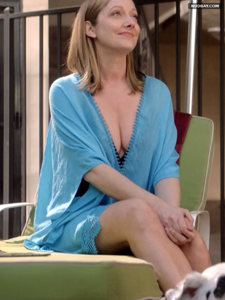 Judy Greer sexy in Culture Shock