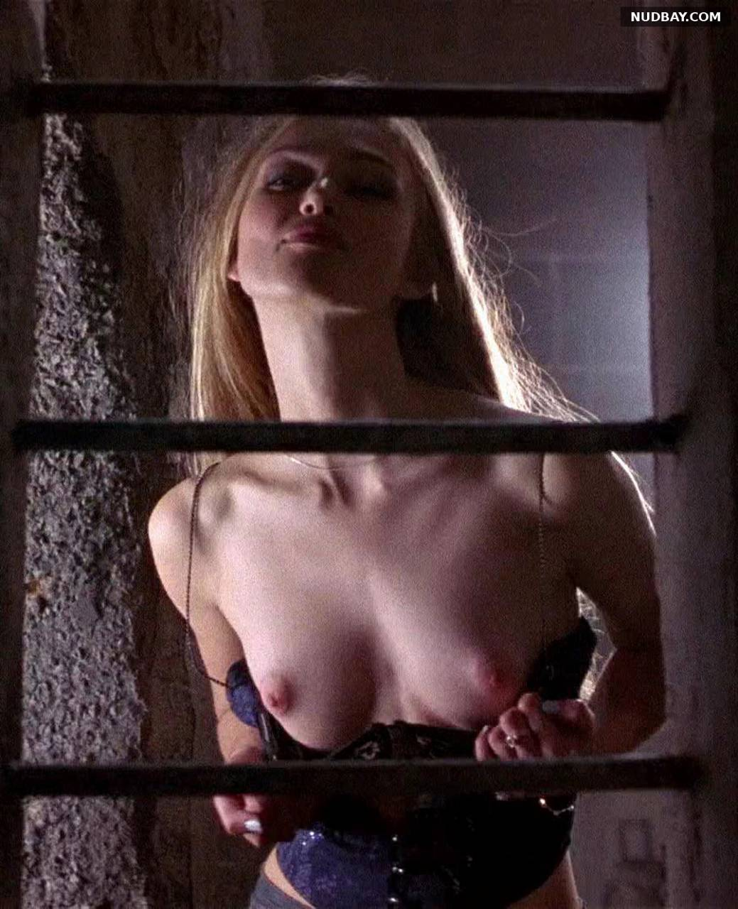 Keira Knightley nude in The Hole