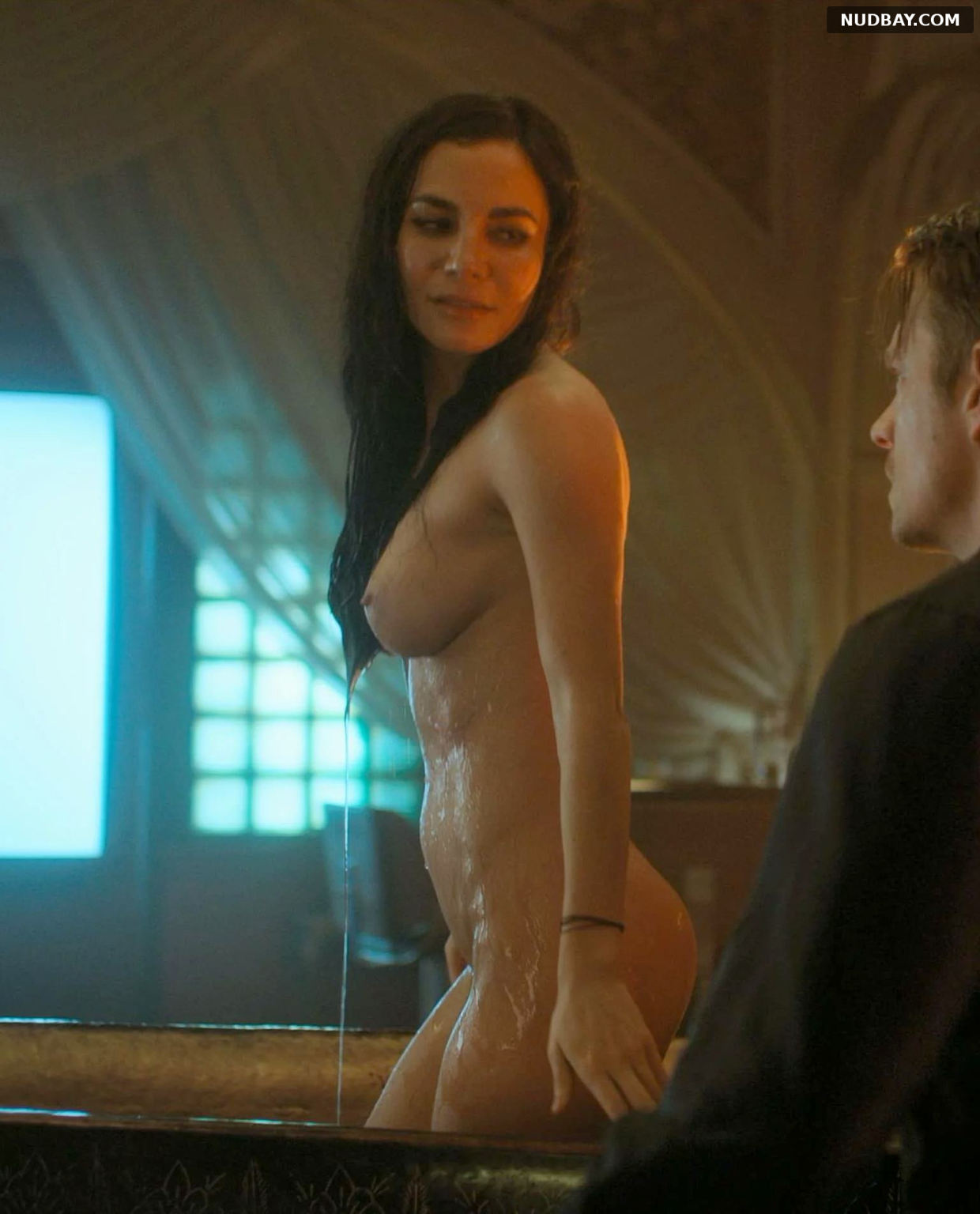 Martha Higareda nude in Altered Carbon