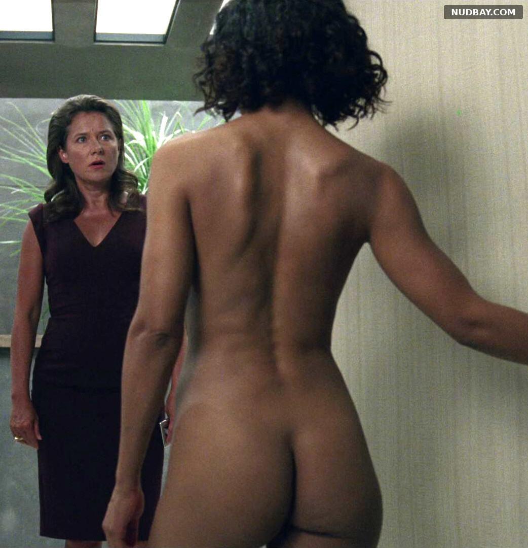 Tessa Thompson nude ass