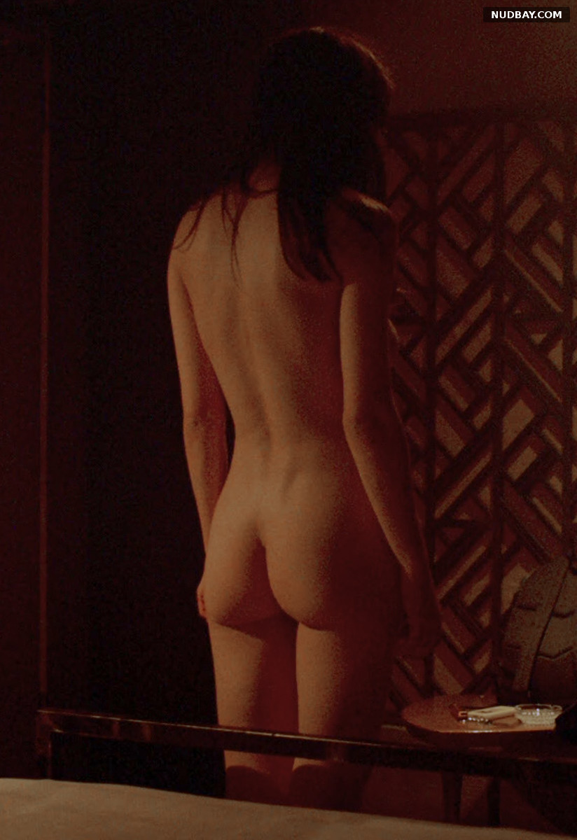 Alexandra Daddario nude ass