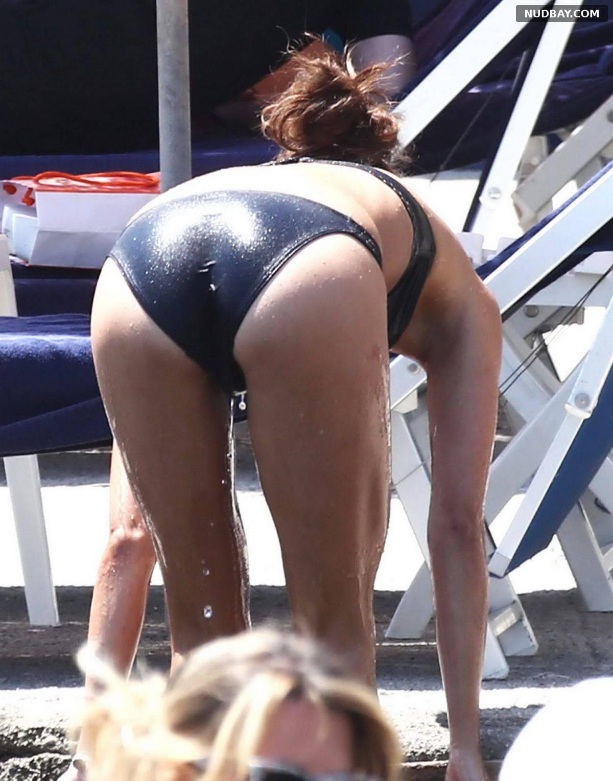 Alicia Vikander ass
