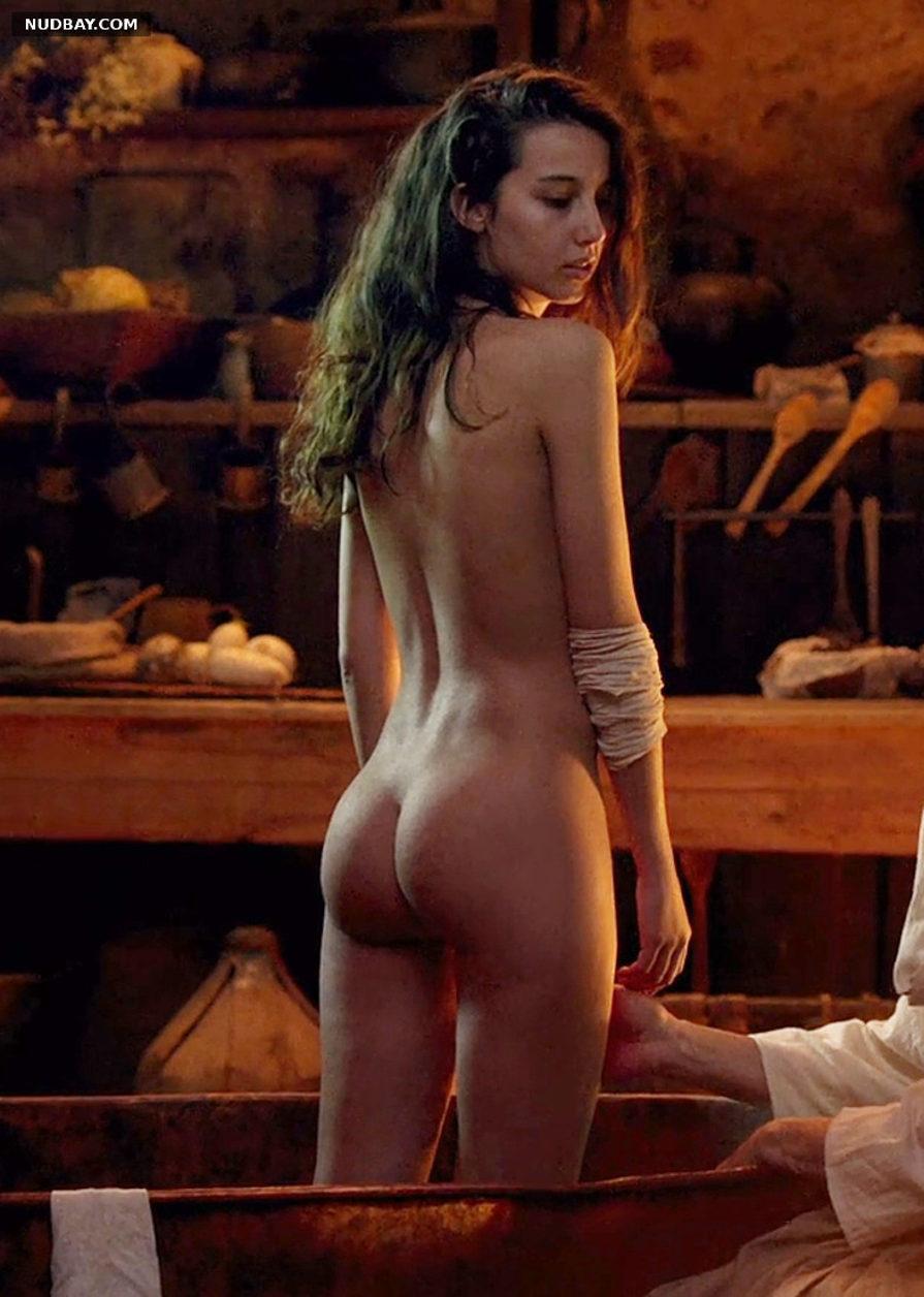 Amaia Aberasturi nude ass
