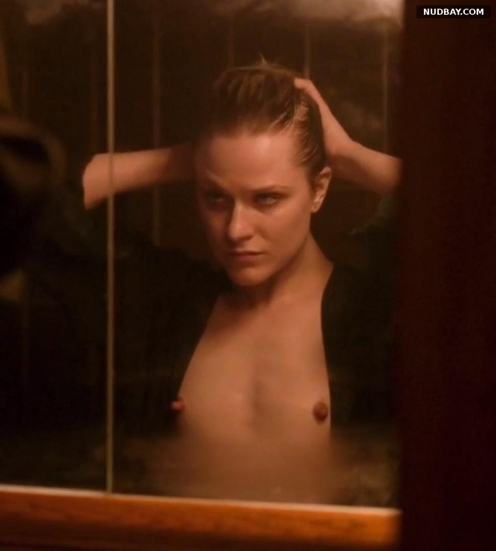 Evan Rachel Wood nude in Allure (2017)
