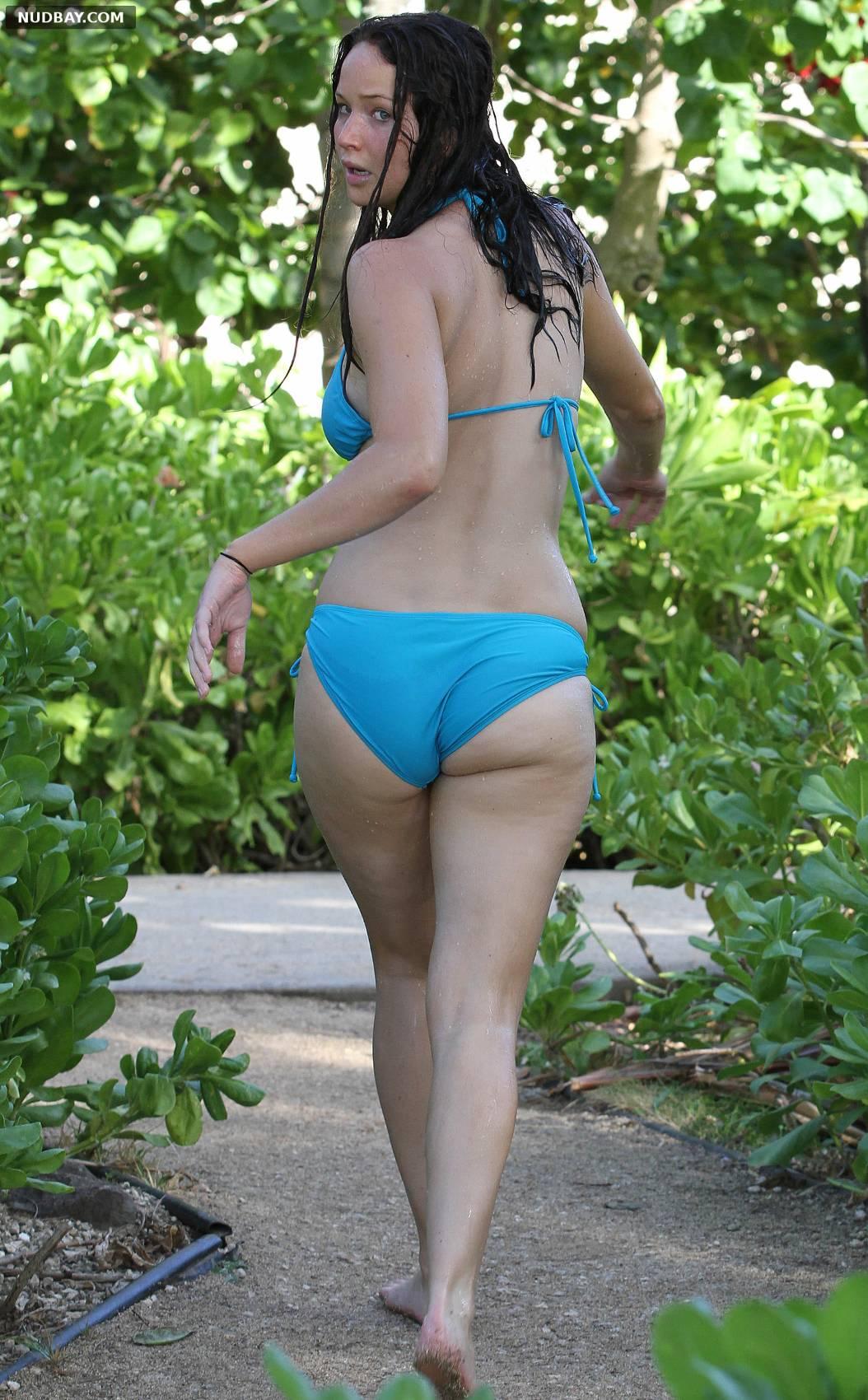 Jennifer Lawrence ass