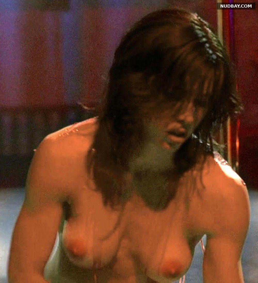 Jessica Biel nude boobs