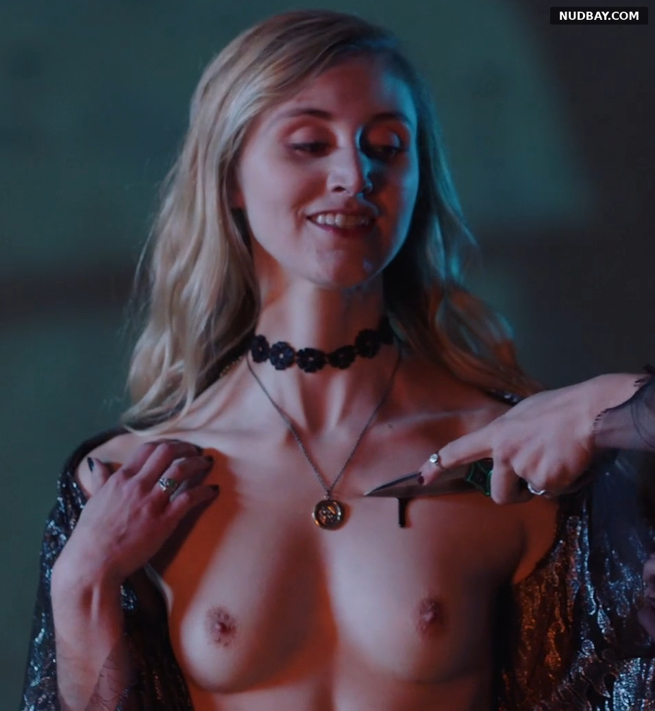 Jessica Louise Long nude