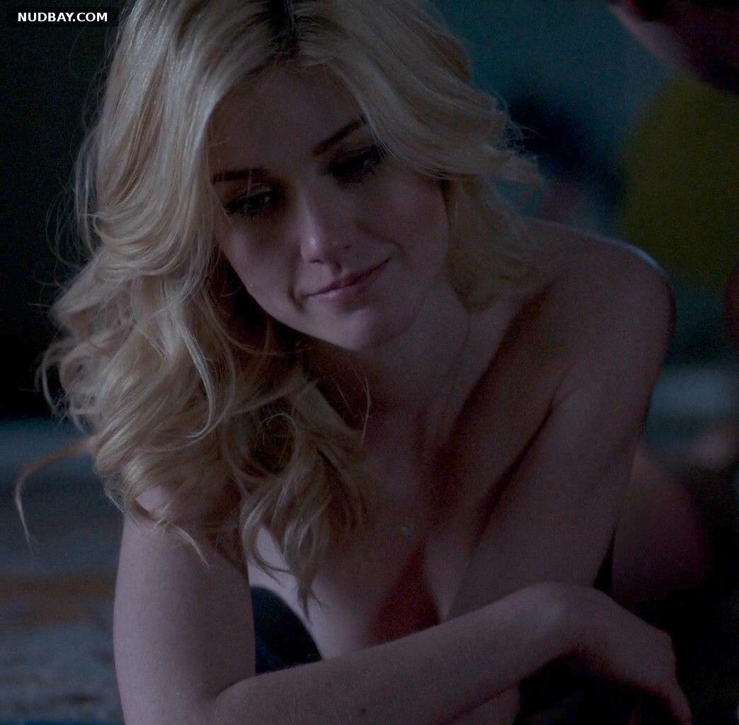Katherine McNamara boobs