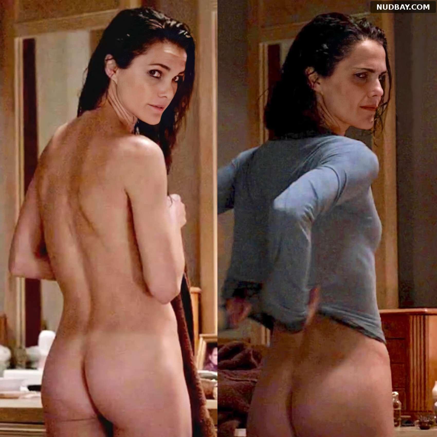 Keri Russell nude ass