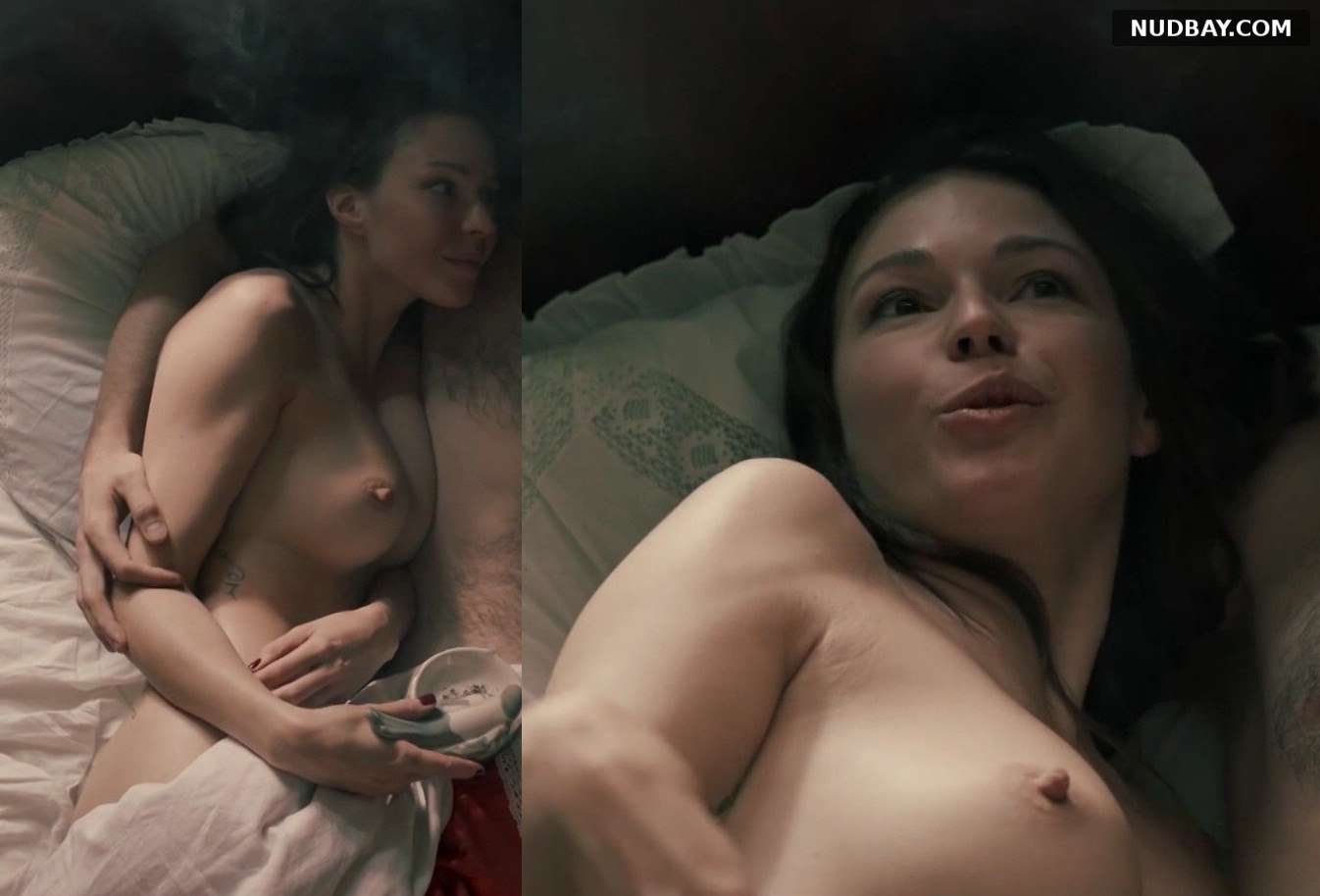 Agniya Ditkovskite nude An Hour Before the Dawn