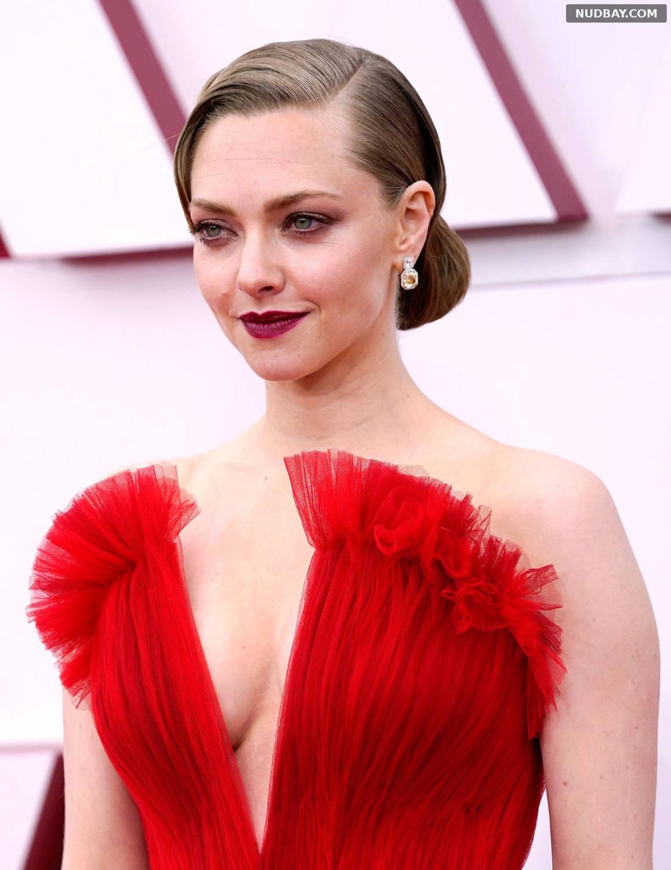 Amanda Seyfried 93rd Annual Academy Awards Los Angeles Apr 25 2021