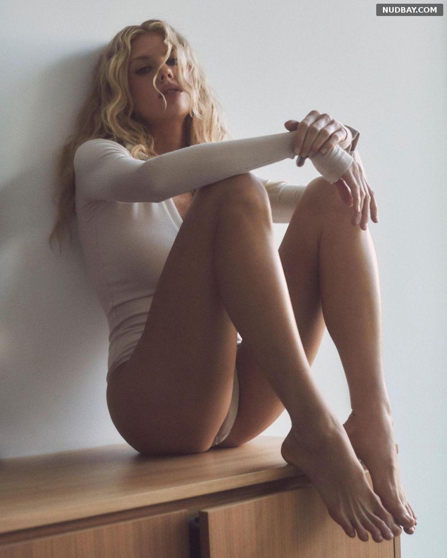 Charlotte Mckinney pussy grazia mag