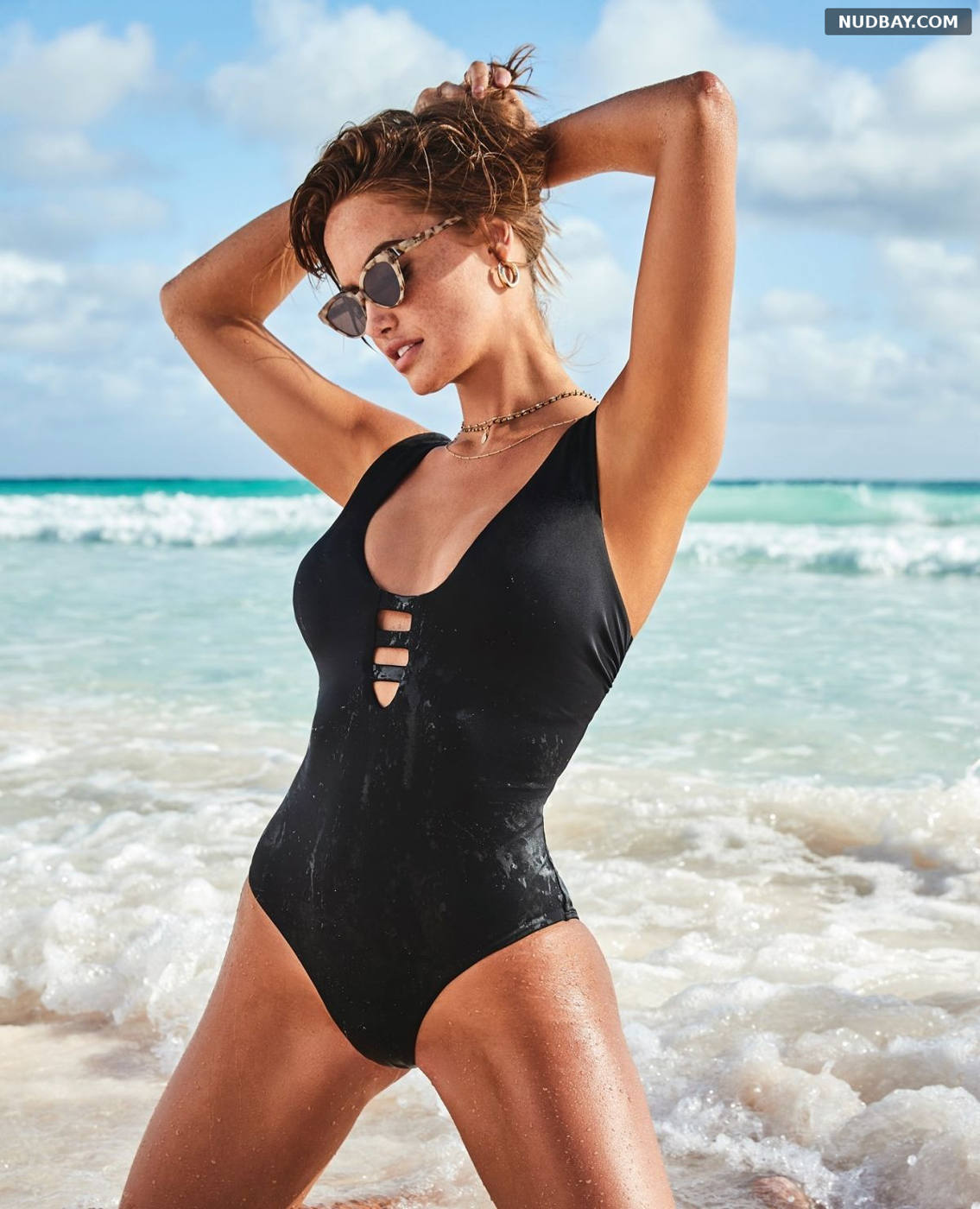 Haley Kalil Swimsuits for All 2021