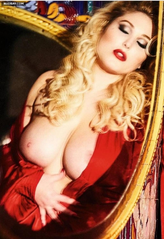 Hayley Hasselhoff Ellen von Unwerth Photoshoot For Playboy Germany