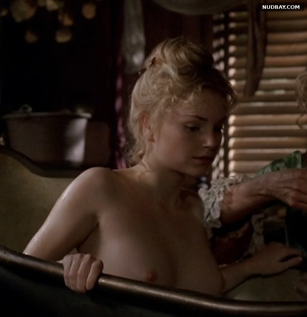 Izabella Miko nude in Deadwood S02E05 2005