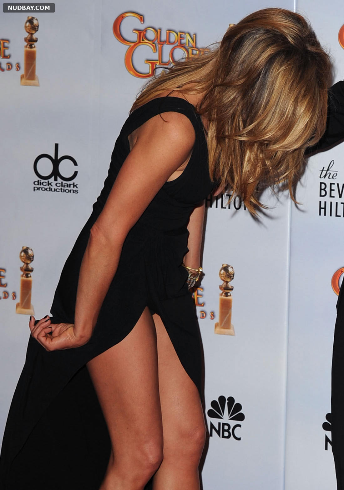 Jennifer Aniston 67th Annual Golden Globe Awards in Beverly Hills Jan 17 2010