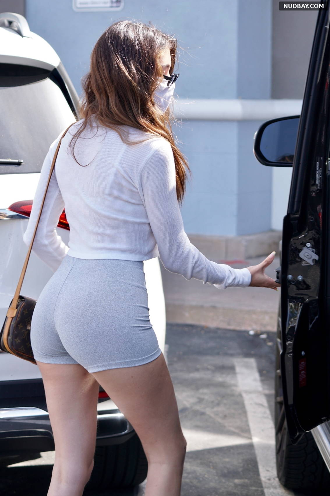 Madison Beer ass out for lunch in West Hollywood