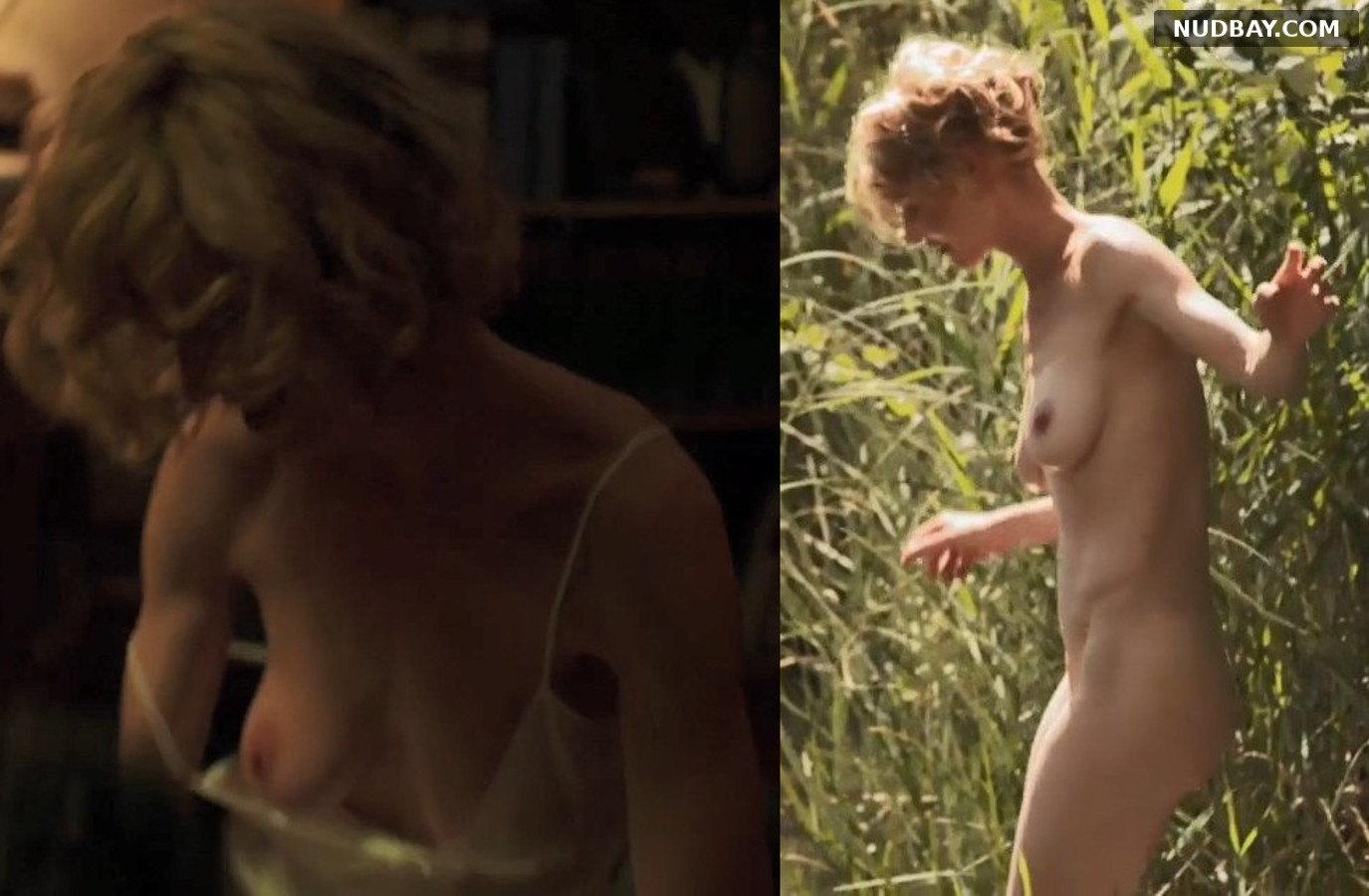 Mona Petri  nackt