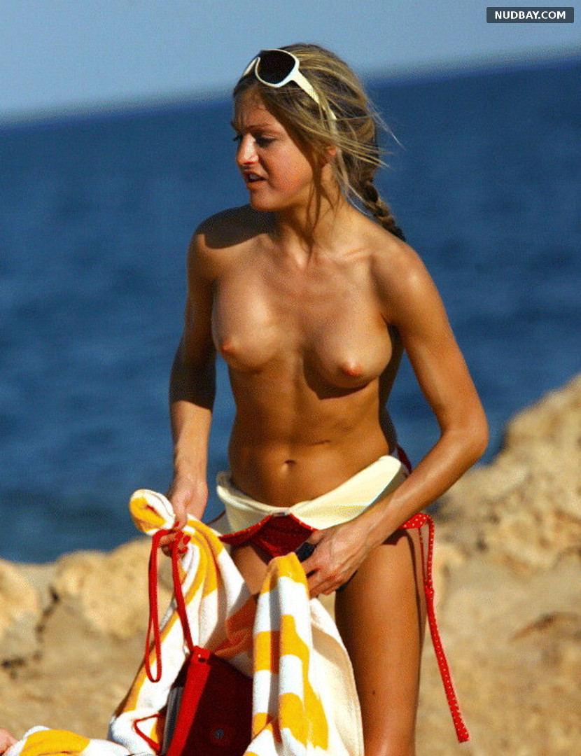 Nikki Grahame nude