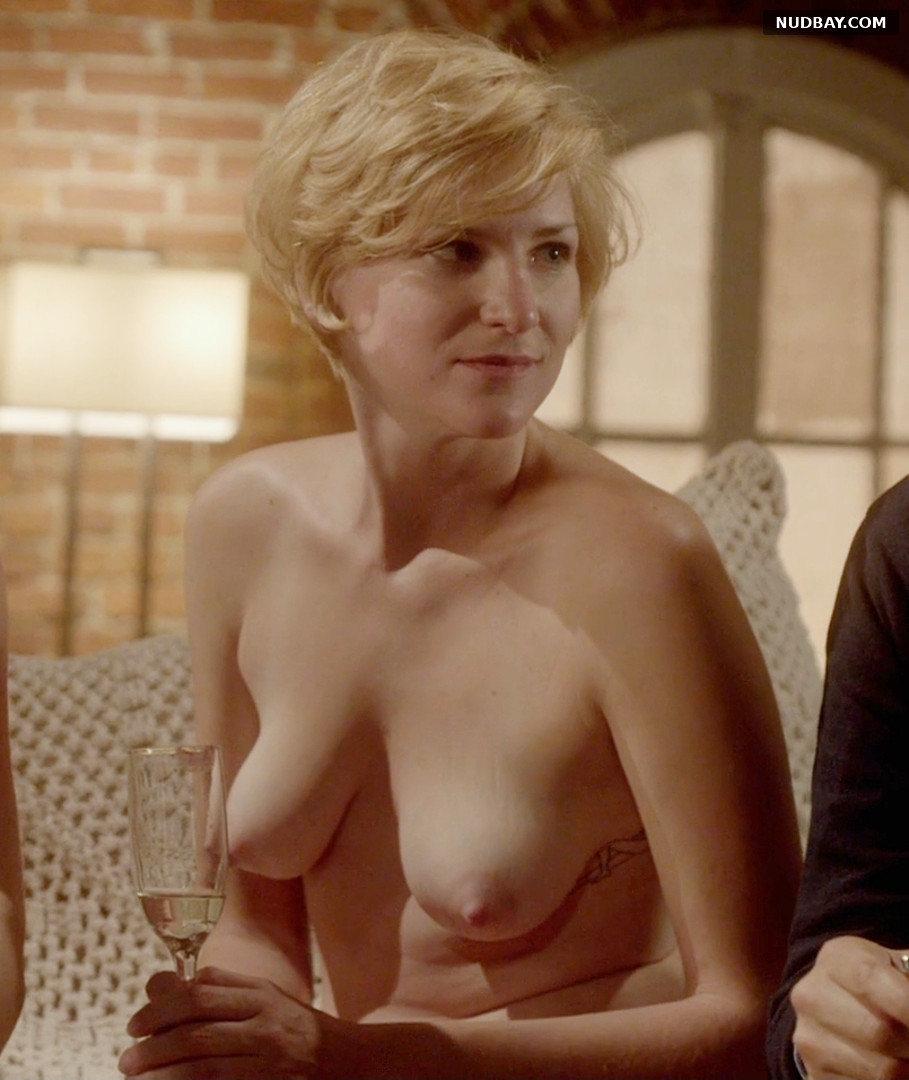 Rachel Hardisty nude