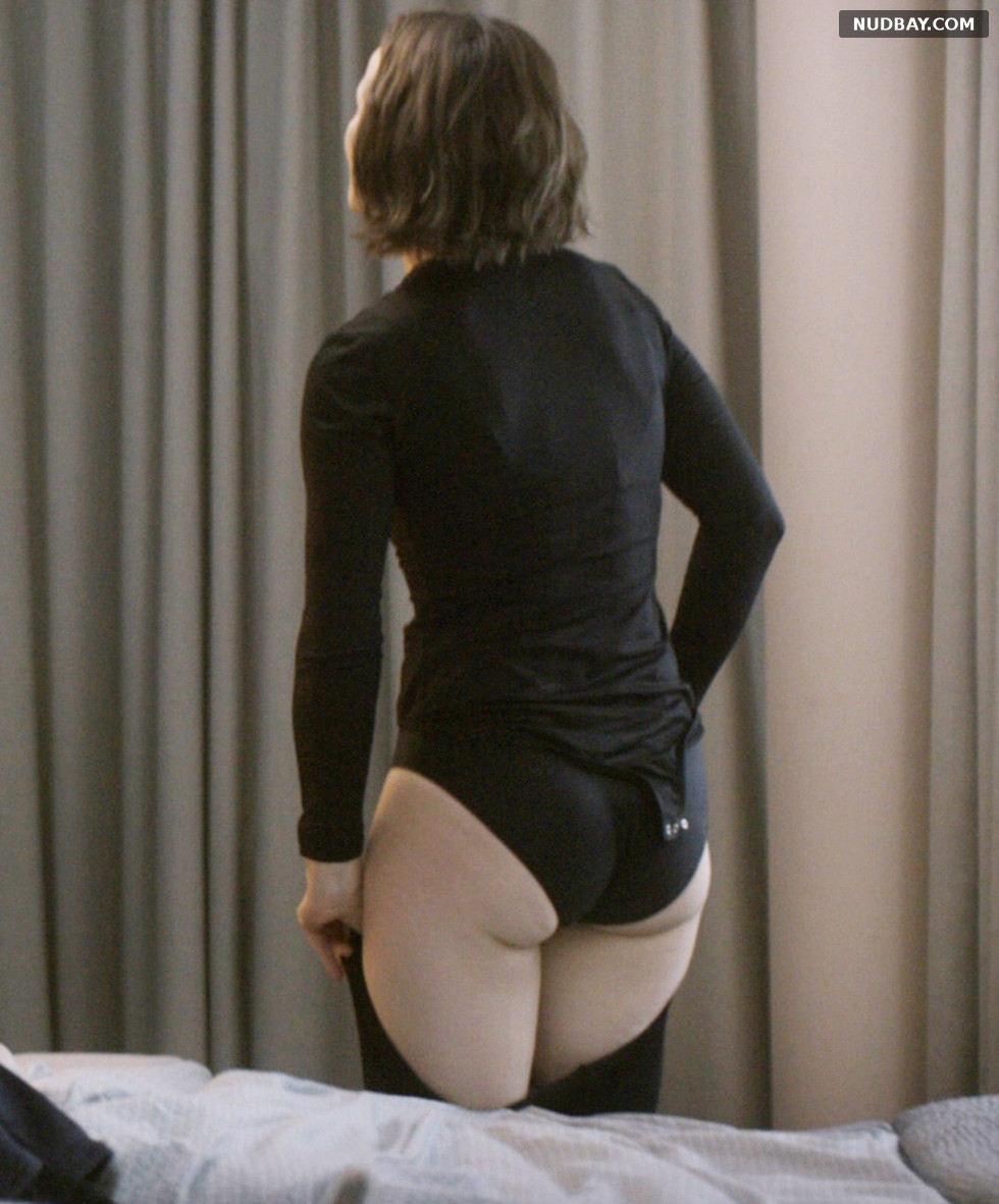 Rachel McAdams Ass in the movie Disobedience