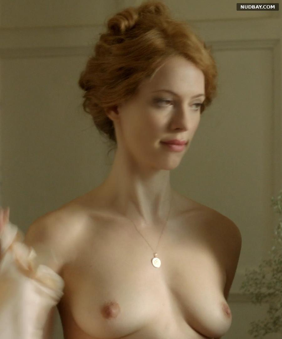 Rebecca Hall Nude in Parades End S01E02
