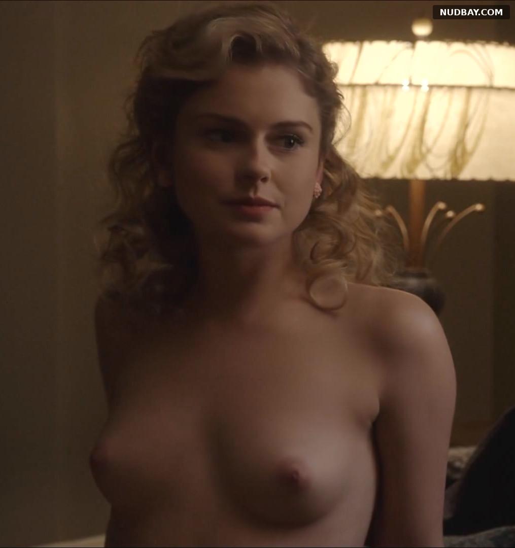 Rose McIver nude Masters of Sex S1E4 (2013)