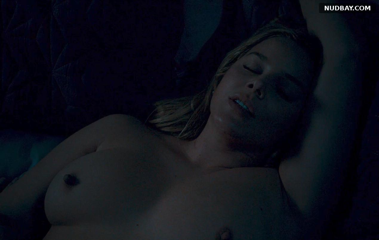 Abbie Cornish nude in The Virtuoso (2021)
