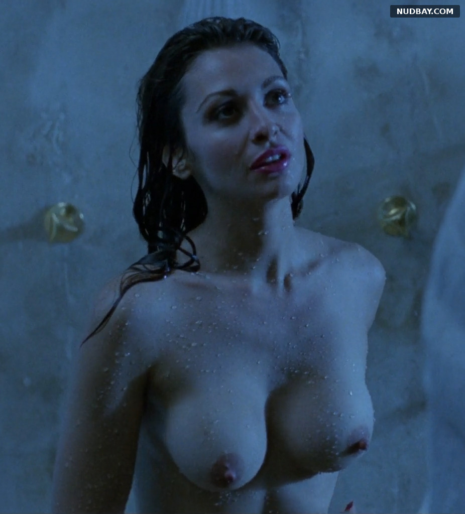 Adrienne Sachs nude In the Cold of the Night (1989)
