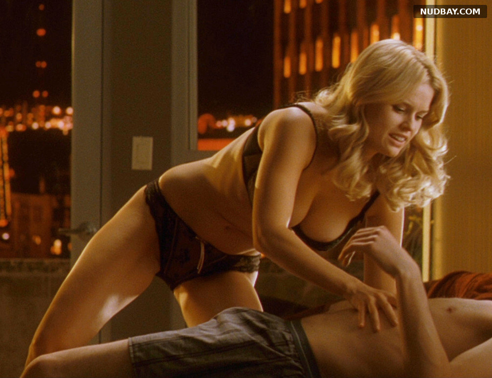 Alice Eve sexy in She's Out of My League (2010)