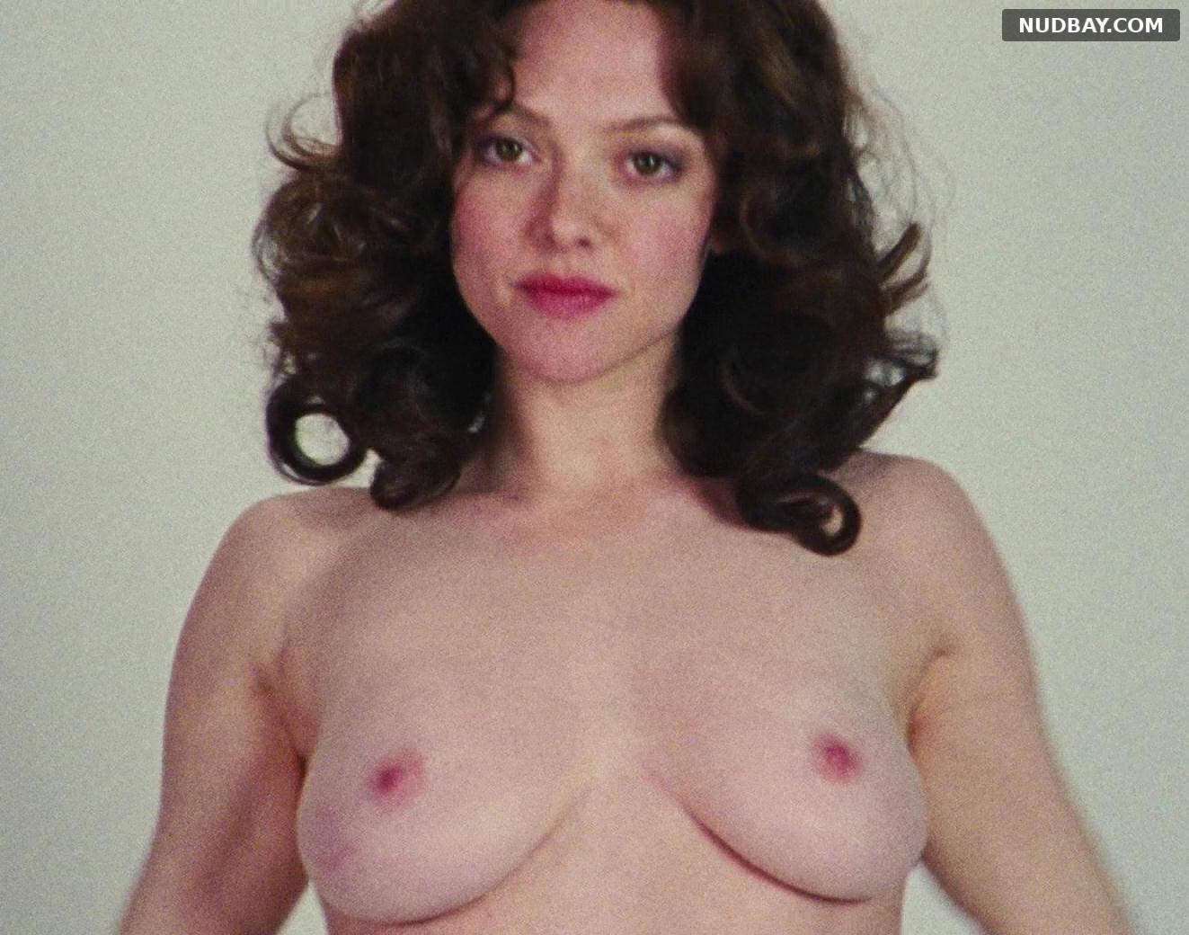 Amanda Seyfried Nude in the movie Lovelace