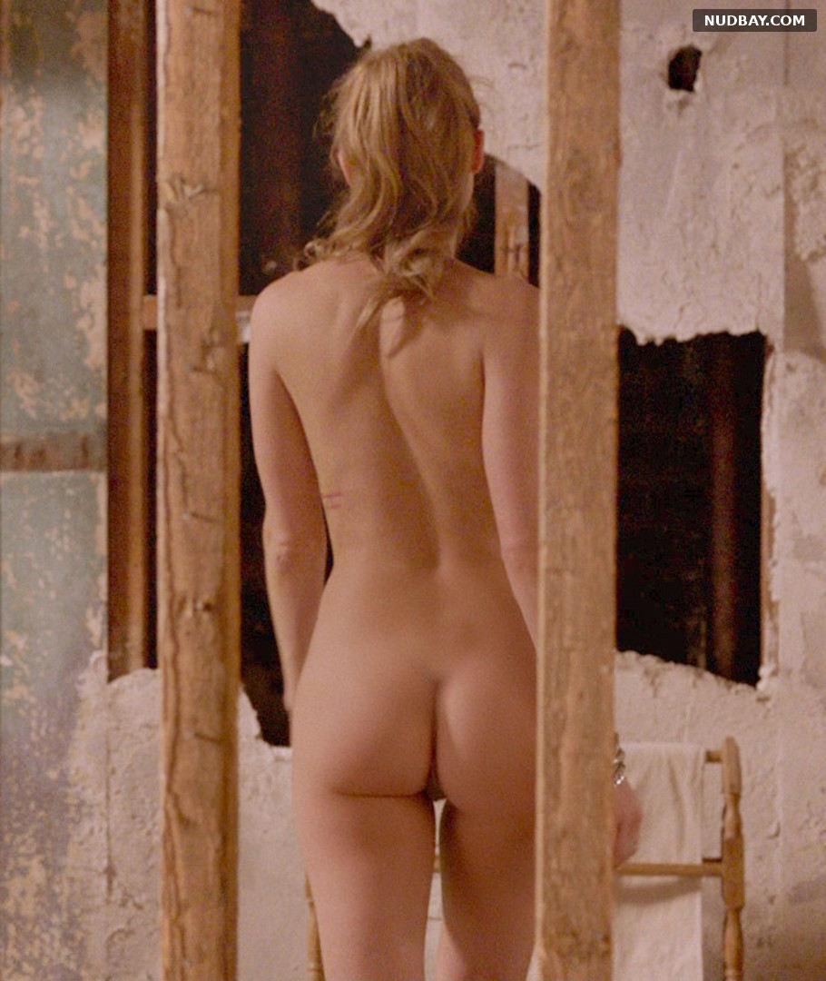 Amber Heard nude in the movie London Fields (2018)