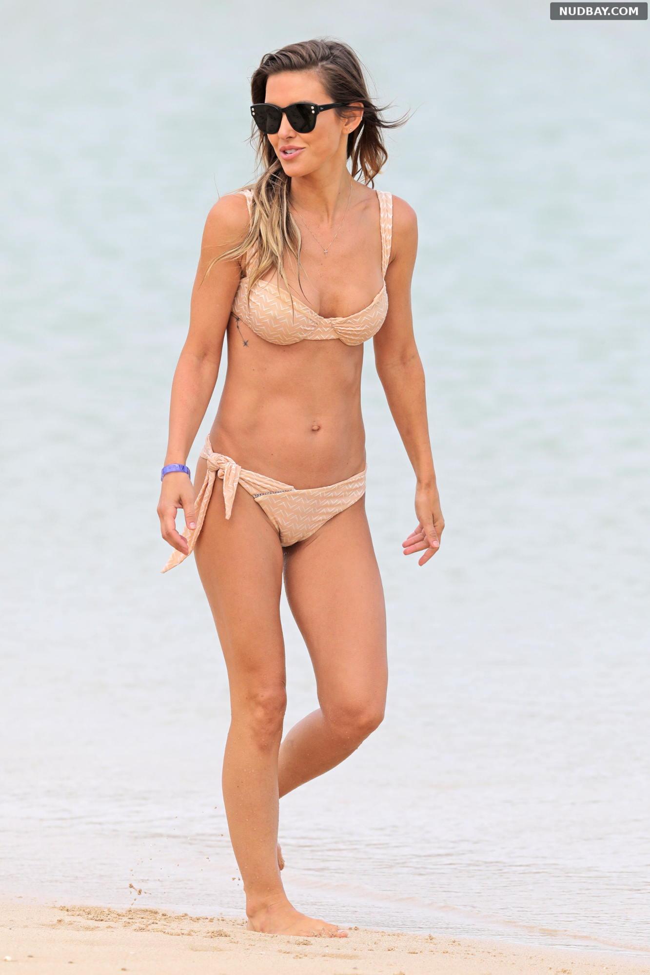 Audrina Patridge on the beach in Hawaii May 08 2021