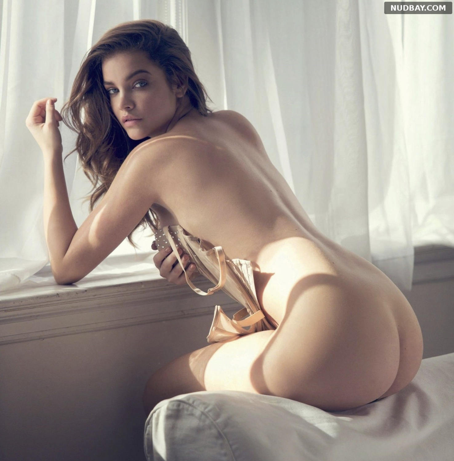 Barbara Palvin Nude Photoshoot for LUI Magazine by David Bellemere