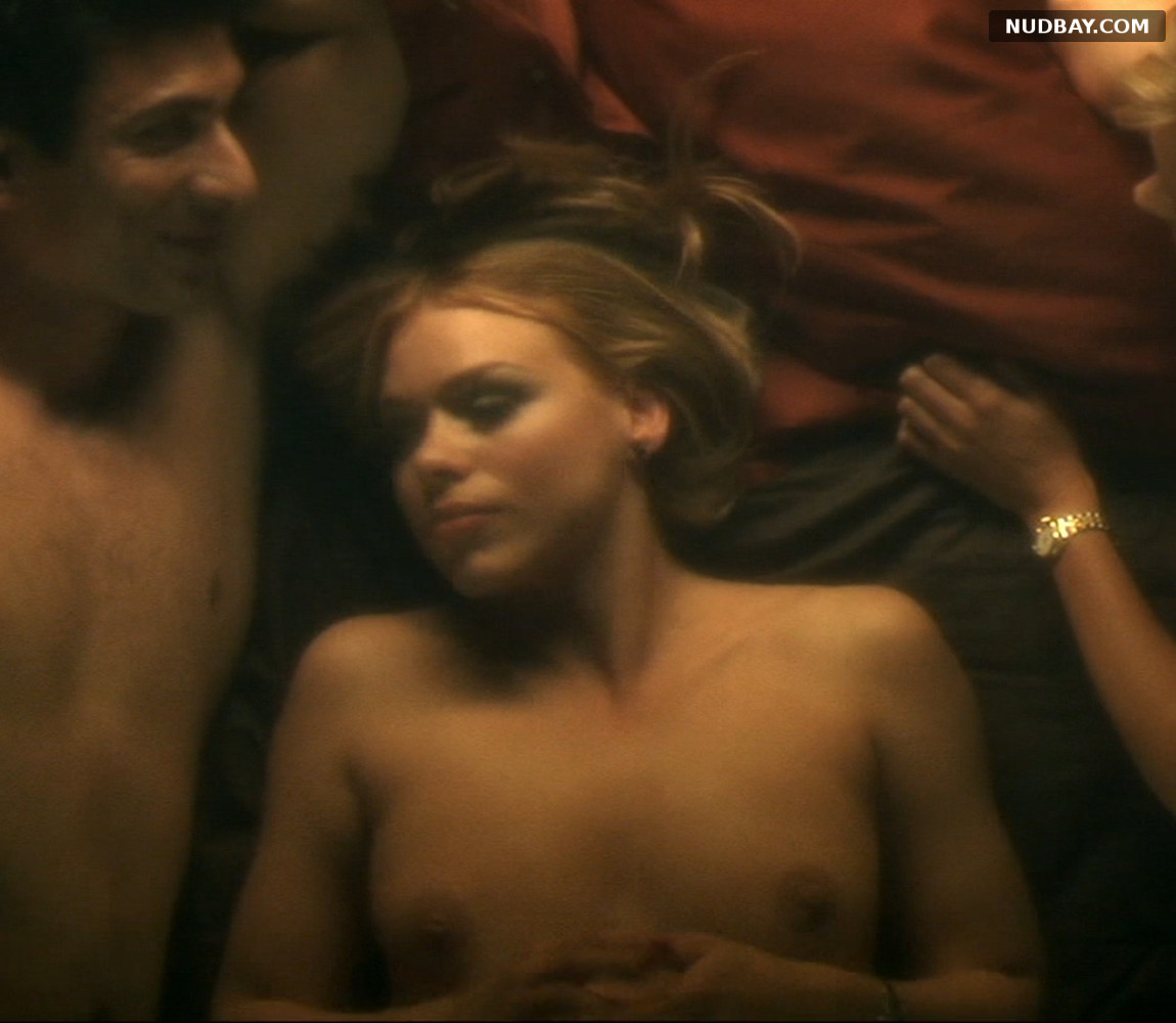 Billie Piper nude in Secret Diary of a Call Girl (2007)