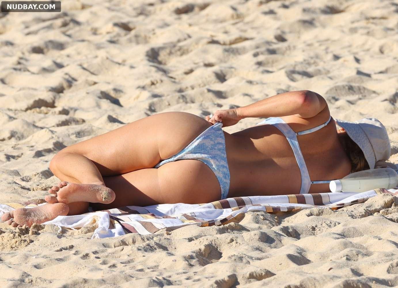 Brittany Hockley Ass at Bondi beach in Sdyney May 13 2021 1