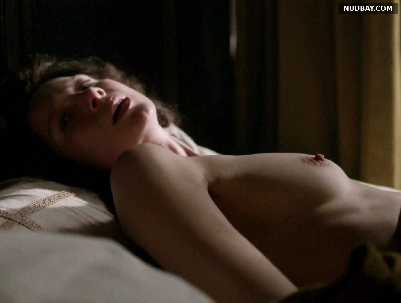 Caitriona Balfe nude Outlander s01e10 (2015)