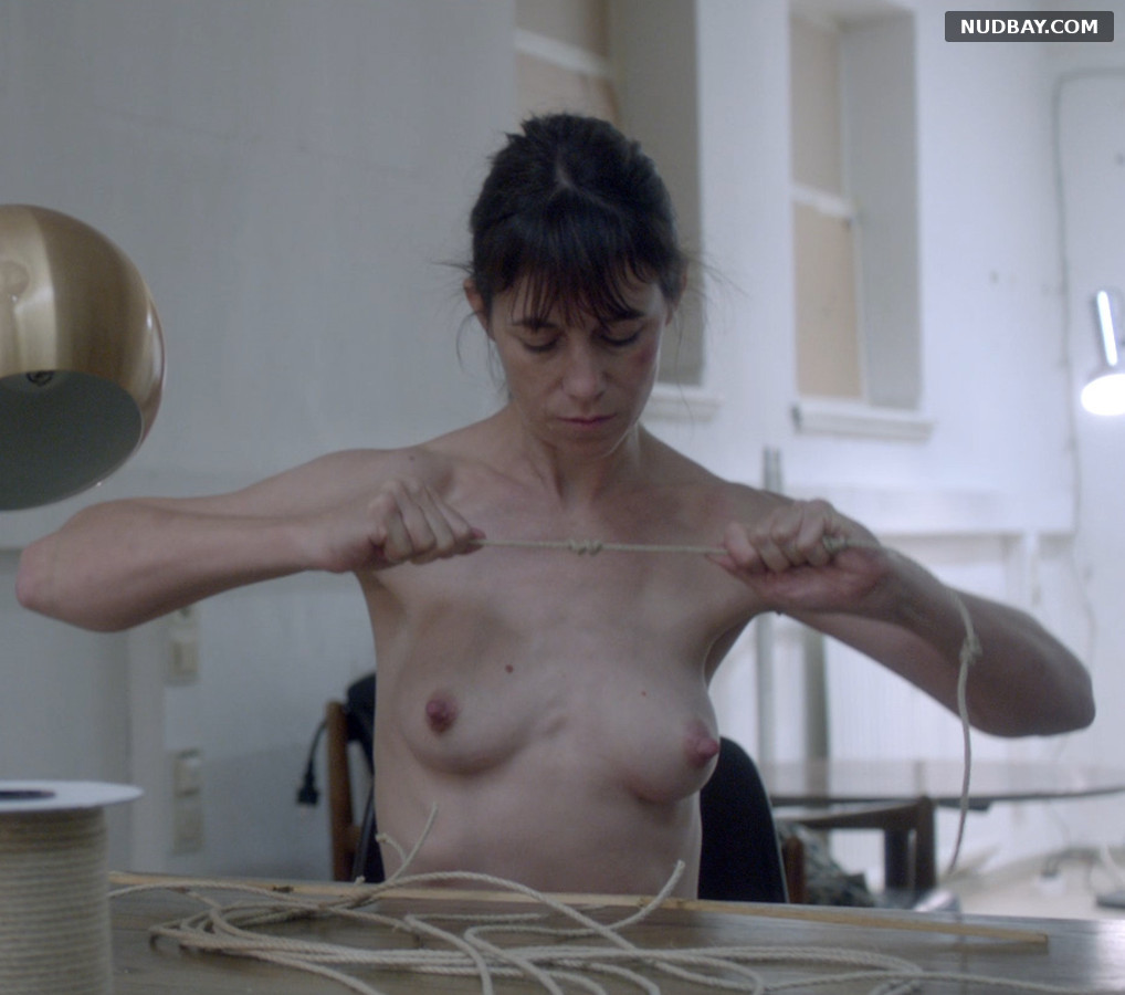 Charlotte Gainsbourg nude in Nymphomaniac Vol 2 (2013)