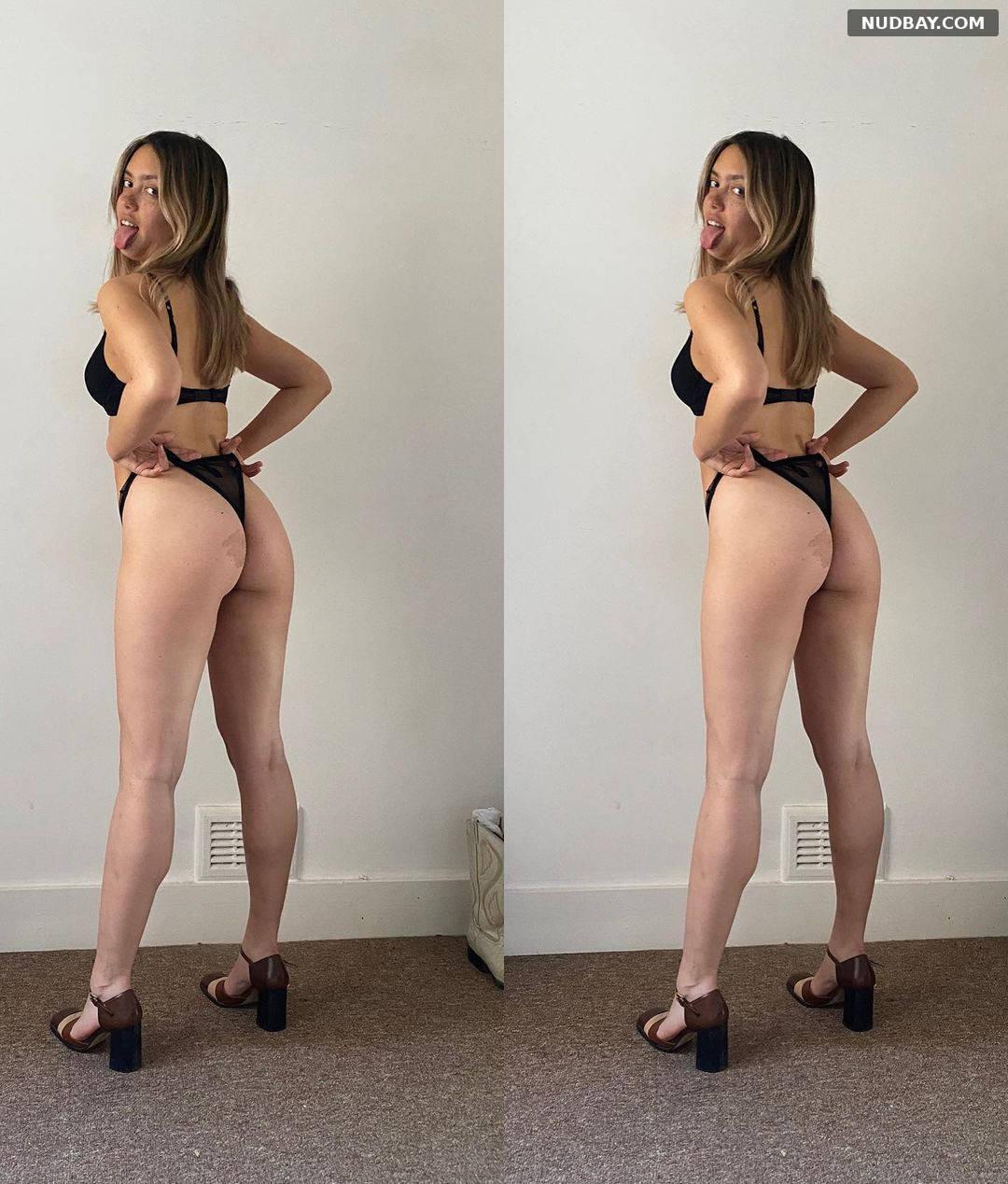Emily Bador ass May 25 2021
