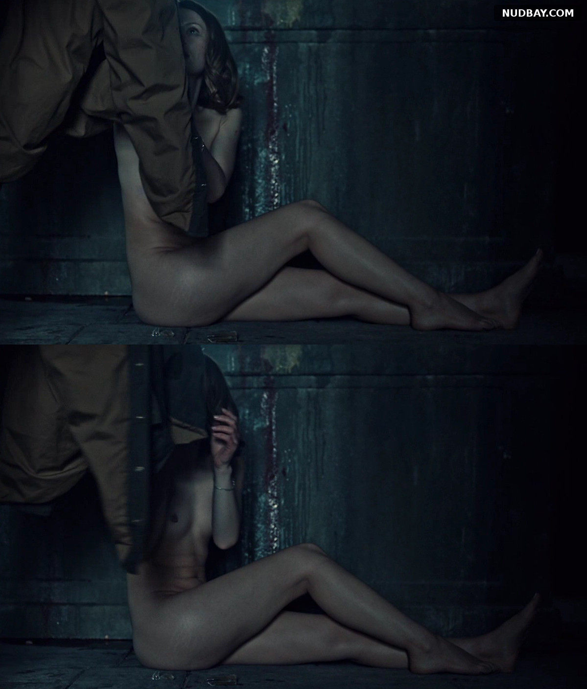 Emily Browning nude in American Gods S03E04 (2021)