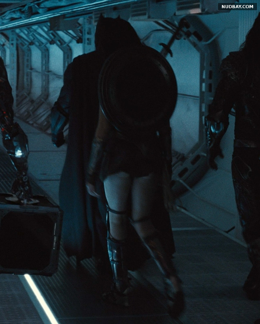 Gal Gadot Ass Zack Snyders Justice League (2021)