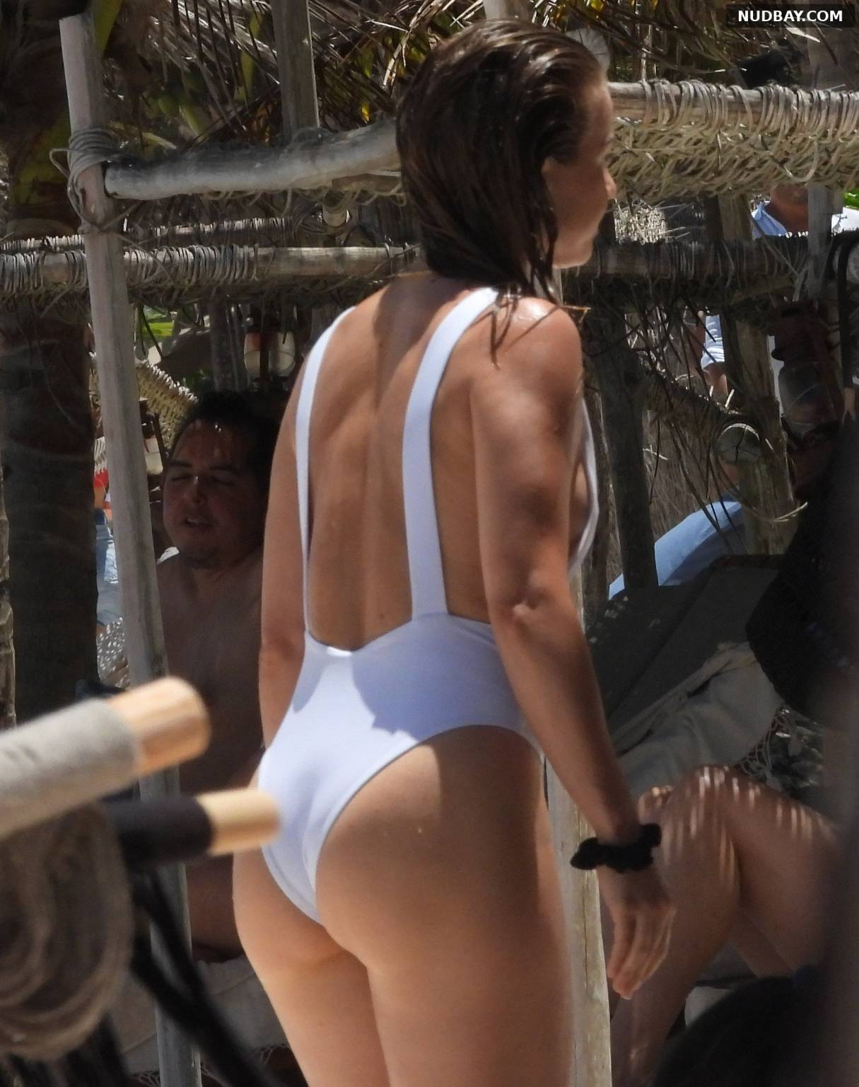 Julianne Hough ass in swimsuit Apr 29 2021