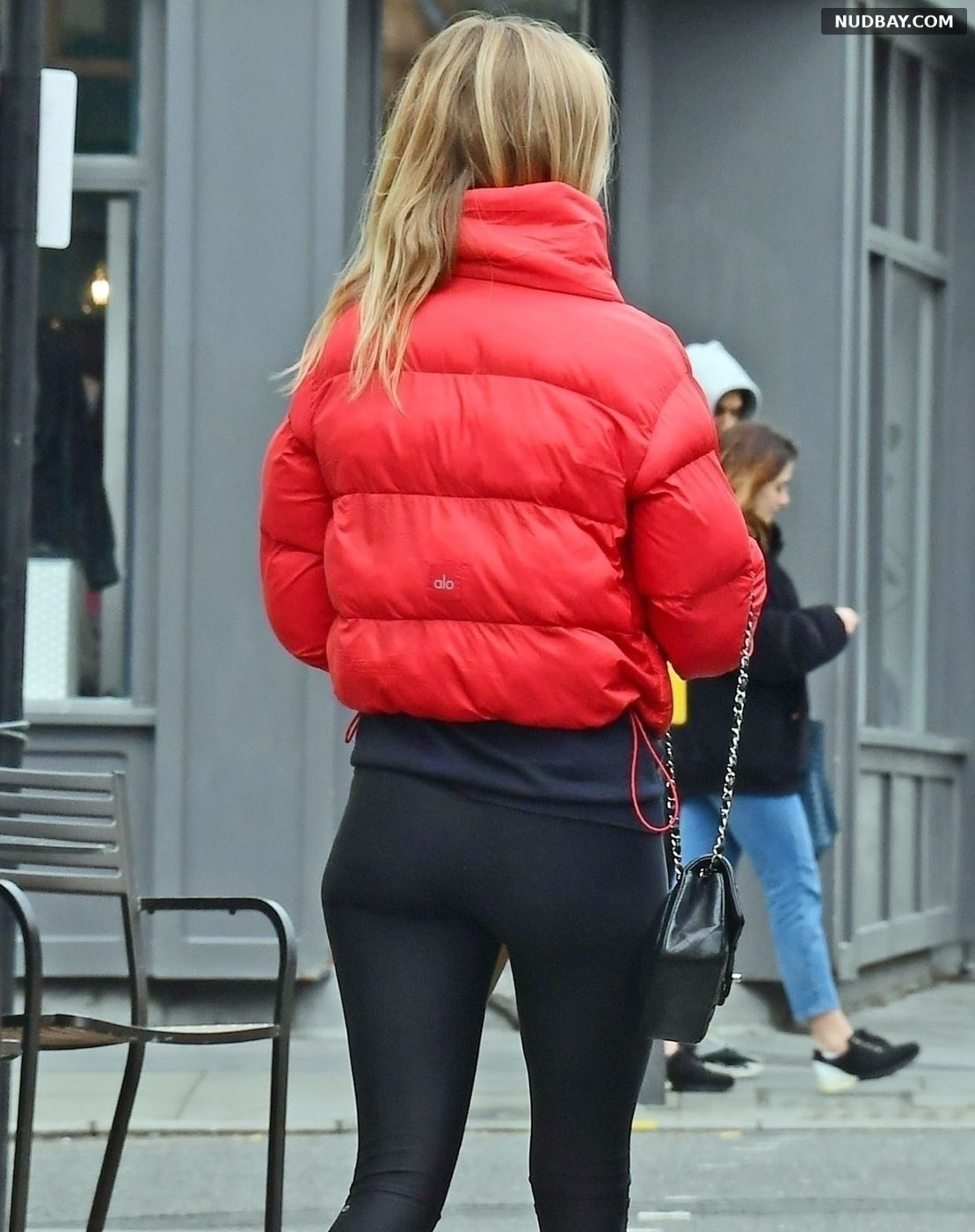 Kimberley Garner booty out in Notting Hill London May 23 2021