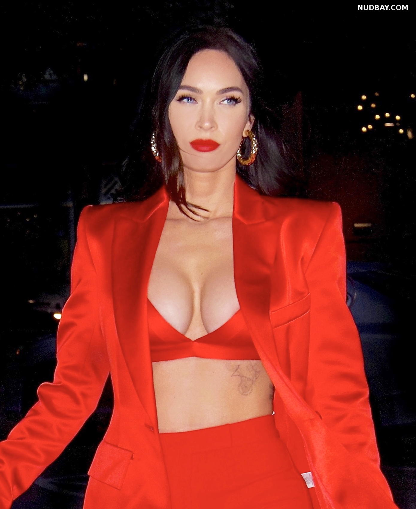 Megan Fox Out on a Date in Los Angeles May 15 2021